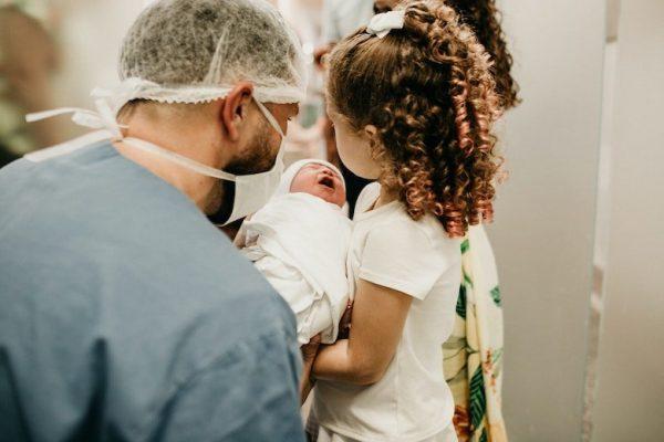 10 evas closet babys arrival